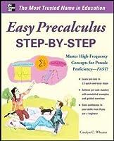 Easy Precalculus Step-by-Step (Easy Step-by-Step Series)【洋書】 [並行輸入品]