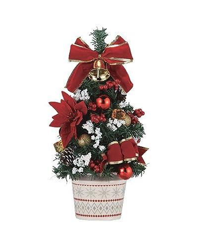 クリスマスツリー ポット入り