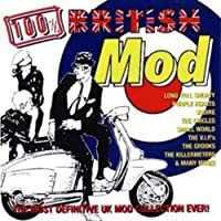 100% British Mod by VARIOUS ARTISTS