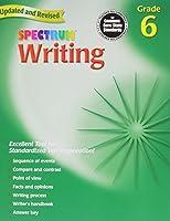 MGH0769652867 - SPECTRUM WRITING GR 6 [並行輸入品]