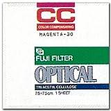【受注生産品】 FUJIFILM 色補正フィルター(CCフィルター) 単品 フイルター CC M 5 4 1