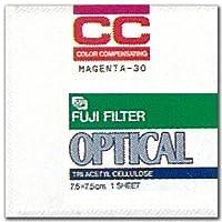 【受注生産品】 FUJIFILM 色補正フィルター(CCフィルター) 単品 フイルター CC M 1.25 4 1