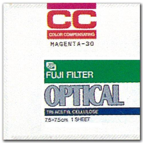 フジフイルム CCフィルター CC M-40 マゼンタ 7.5×7.5 M40