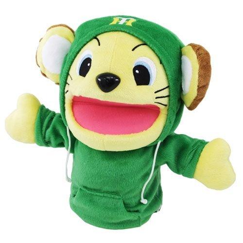 阪神タイガース[ぬいぐるみ]ハンドパペット応援人形/キー太 プロ野球 グッズ