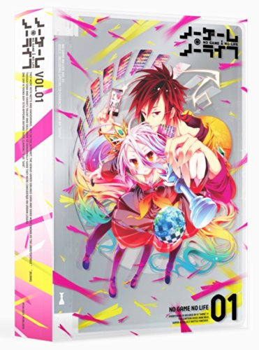 ノーゲーム・ノーライフ I [Blu-ray]