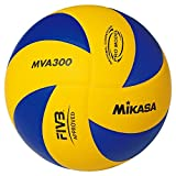 ミカサ バレーボール 国際公認球 検定球5号 日本バレーボール協会主催大会公式試合球 一般/大学/高校用 MVA300