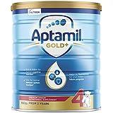 Aptamil Gold+ 4 Junior Nutritional Supplement Milk Drink From 2 Years 900g