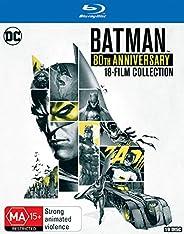 Batman 80th Movie Collection (Blu-ray)