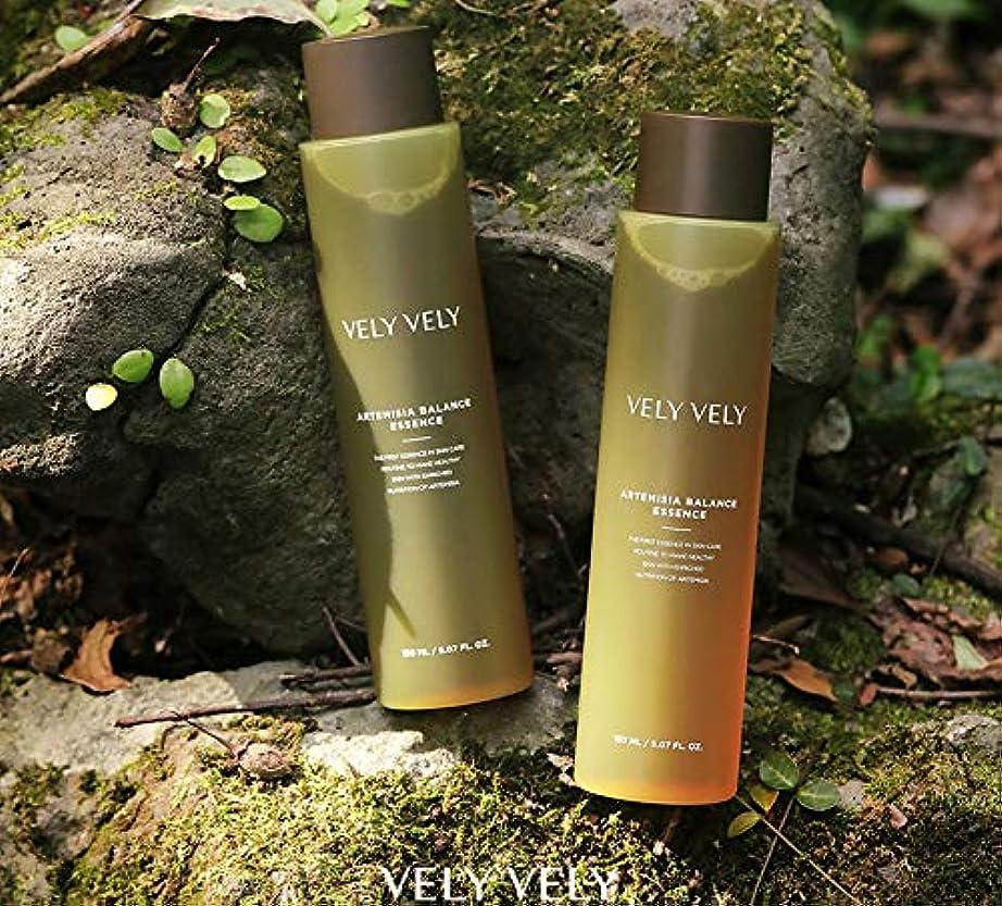 悪い艶せせらぎVELY VELY ARTEMISIA BALANCE ESSENCE 150ML アルテミシアバランスエッセンス 韓国の人気商品 Korean Beauty Cosmetics Womens