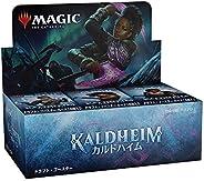 ウィザーズ・オブ・ザ・コースト MTG マジック:ザ・ギャザリング カルドハイム ドラフト・ブースター 日本語版 (BOX)