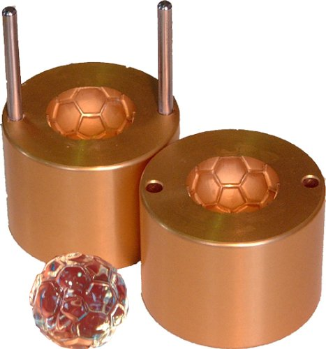 アイスモールド ・ サッカー 30mm タイプ