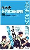日本史タテヨコ総整理 新装版 (大学JUKEN新書)