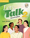 Let's Talk Level 2 Student's Book with Self-study Audio CD…
