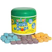 Crayola Color Bath Dropz 2.68 oz 45 Tablets [並行輸入品]