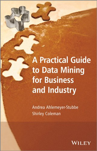 Download A Practical Guide to Data Mining for Business and Industry 1119977134