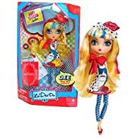 "Spin Master La Dee Da ""Art Show"" Series 10 Inch Doll Set - Pop Art DEE with Sketch Book"