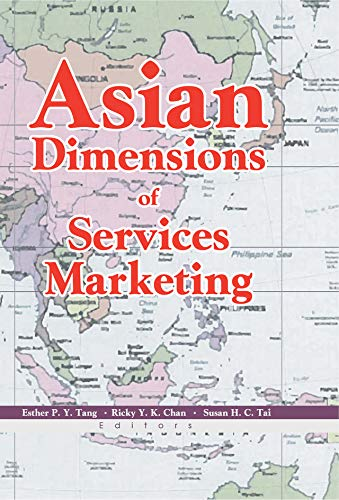 Asian Dimensions of Services Marketing (English Edition)