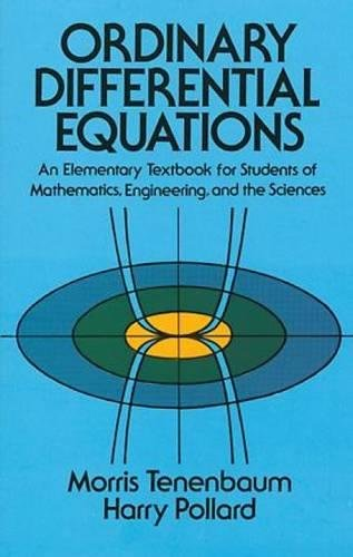Ordinary Differential Equations (Dover Books on Mathematics)の詳細を見る