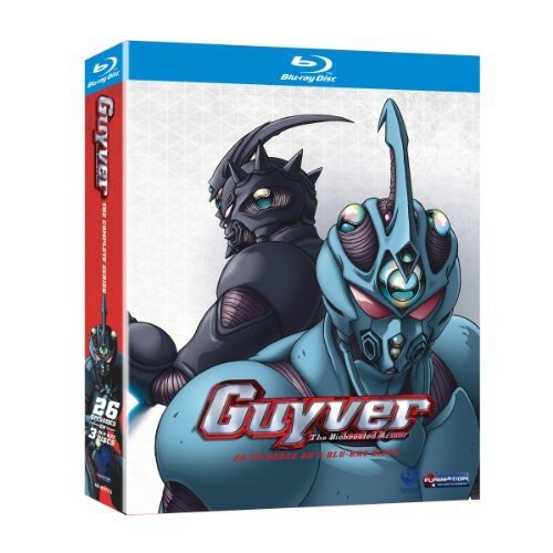 Guyver: Complete Box Set [Blu-ray] [Import]