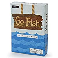 Go Fish Illustratedカードゲーム – A Classic 。