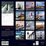 Lighthouses 2020 Calendar 画像