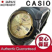 CASIO(カシオ) MW-600F-9A/MW600F-9A ベーシック アナログ ブラック×ゴールド メンズウォッチ 腕時計 [並行輸入品]