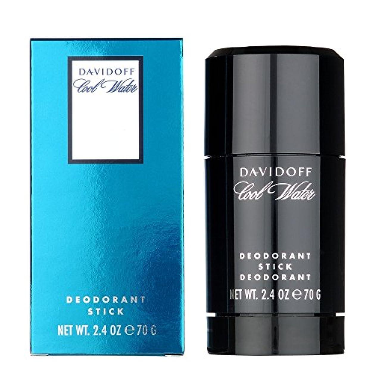 クスコクリームリアルダビドフクールウォーターデオドラントスティック70グラム (Davidoff) - Davidoff Cool Water Deodorant Stick 70g [並行輸入品]