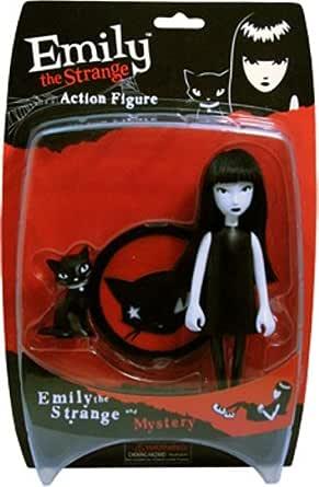 Emily The Strange - Bendy Figure : Emily