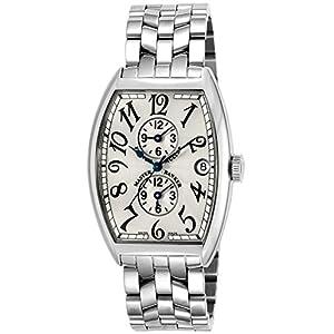 [フランク ミュラー]FRANCK MULLER 腕時計 トノーカーベックスマスターバンカー シルバー文字盤 6850MBOSLV メンズ 【並行輸入品】