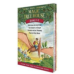 Magic Tree House Volumes 1-4 Boxed Set (Magic Tree House (R))