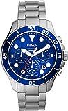 [フォッシル] 腕時計 FB-03 FS5724 メンズ 正規輸入品 シルバー