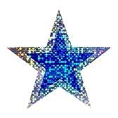 東洋マーク スター(星)ステッカー サイズ:5.5×5.3(cm)3154