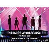 SHINee WORLD 2014~I'm Your Boy~ Special Edition in TOKYO DOME