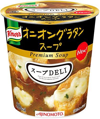 クノール スープDELI オニオングラタンスープ 14.5g×6個