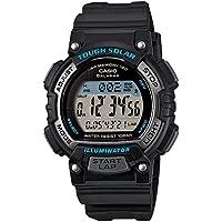 [カシオ]CASIO 腕時計 スポーツギア LAP MEMORY 120 ソーラー STL-S300H-1AJF レディース
