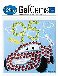 GelGems(ジェルジェム) ジェルジェムディズニーバッグS 「 カーズドット 」 E1050054 キャンドル 200x255x5mm (E1050054)