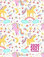 2020 2021 Planner: Large Two Year Monthly Pocket Calendar 2020-2021 | 24 Months Agenda Planner | 24 Months Jan 2020 to Dec 2021 | Monthly, Weekly and Daily Planner | Design Code A8 0044224