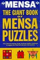 Mensa Giant Puzzle Book