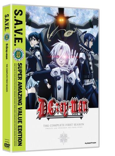 D Grayman: Season One - Save [DVD] [Import]