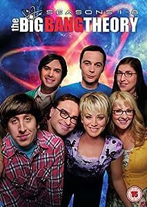 The Big Bang Theory Season 1-8 [DVD] [Import]