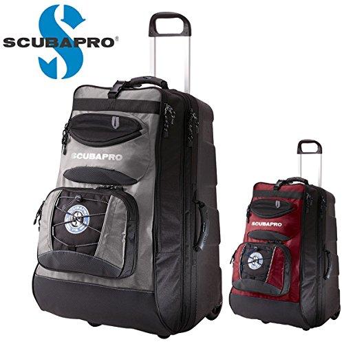 SCUBAPRO スキューバプロ 53-360-600 ホイールバッグ2 シルバー