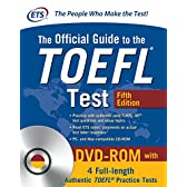 Official Guide to the TOEFL Test with DVD, Fifth Edition
