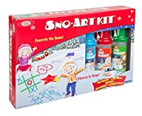 Ideal Sno Toys Sno-Art Kit [Floral] [並行輸入品]