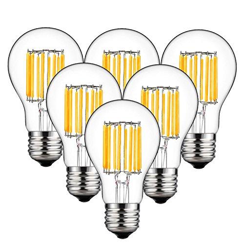 LANSONTECH LED フィラメント電球 10W E2...