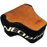 No1accessoryQSL-P900S-09 ブラック デジタルカメラケース Nikon COOLPIX P900S P900 専用