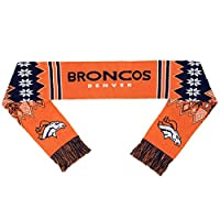 (Denver Broncos) - 2015 NFL Team Colour Winter Lodge Scarf - Pick Team
