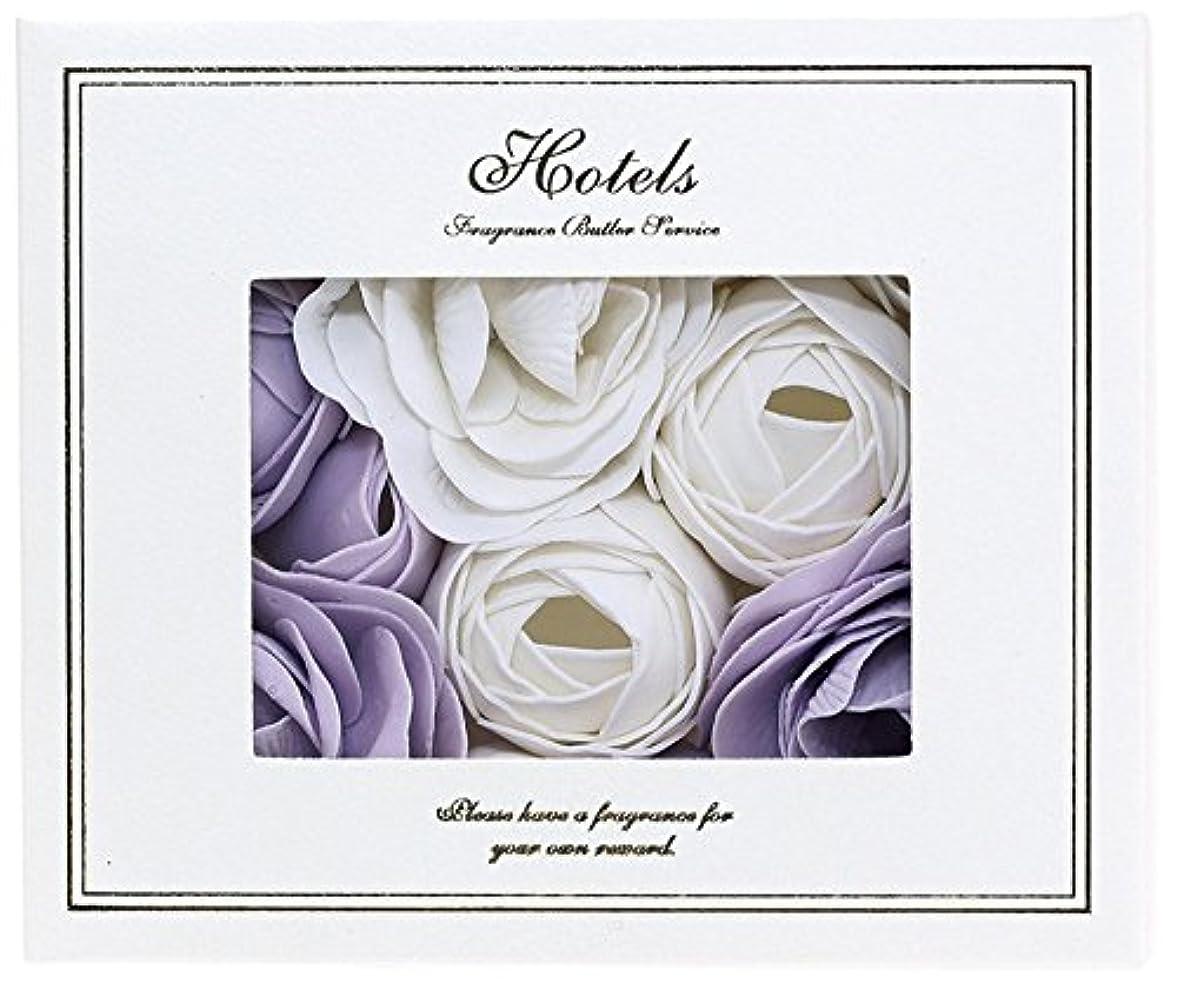 欠陥シンク結婚式ノルコーポレーション 入浴剤 バスペタル ホテルズフレグランスフラワーバス 60g ピオニーフローラルの香り OB-EZF-1-3
