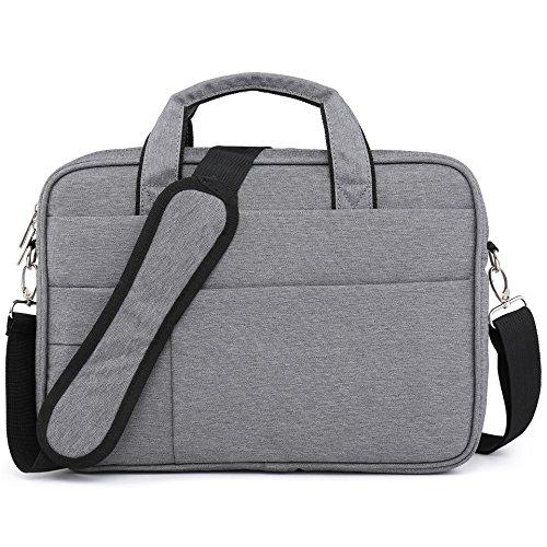 HYZUO 13-13.3インチ防水ラップトップスリーブブリーフケースMacBook Air/MacBook Pro/Surface Laptop/Book保護ケース,12