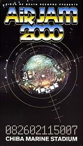AIR JAM 2000 [VHS]
