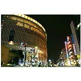 ポストカード「神戸三宮駅周辺の電話ボックス」Postcard-絵はがきハガキ葉書